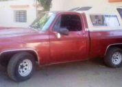 Vendo camioneta c-10 1982