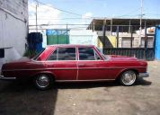Vendo mercedes benz
