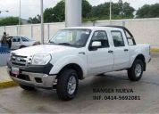 Vendo ranger 2011** 4x2 0km.