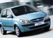 Hyundai getz 1.6 0 kms nuevo de paquete