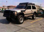 Tremenda camioneta cherokee 4x4