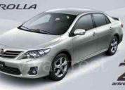 Toyota corolla 2011 25 aniversario gli y xei automaticos