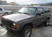 Vendo jeep cherokee renegade 97 4x4