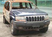 Jeep gran cherokee año 2000