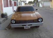 Vendo ford maverick año 77 negociable