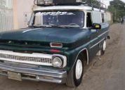 vendo chevrolet apache panel año 64 26.000