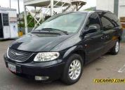 Mini vans grand caravan l 2002  en buen estado 150.000 bf