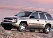Chevrolet trailblazer 2002 al 2006 manual de taller reparación servicio envio gratis