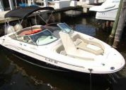 Vendo lancha sea ray 200-sundeck 21'