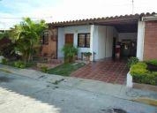 Miguel obregon & asesores vende casa en urbanizacion tierra del sol