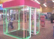 Stands, kioscos y mini locales en c.c megamercado