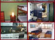 Alquilo apartamento para vacacionar en puerto la cruz lecheria