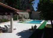 casa rural : 3/8 personas - piscina - ponte de lima  entre douro e minho  portugal