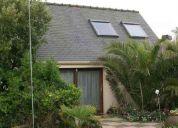 Casa : 4/6 personas - junto al mar - vistas a mar - plouescat  finisterre  bretana  francia