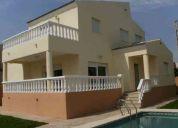 Villa : 10/10 personas - piscina - junto al mar - vistas a mar - vinaroz  castellon (provincia de)