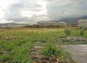 °° en guarenas vendo excelente terreno industrial, area 29.596 m² °°