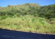 Altior vende excelentes parcelas en jardín mañongo con vista a la montaña