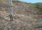 Terreno 23 hectarias