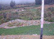 terrenos en el valle sierra de la culata