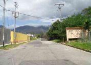 Terreno en naguanagua- rotafe  352mts