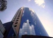 Codflex11-6466 alquilo oficina en espectacular torre inteligente con excelente ubicación