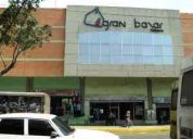 Venta de local comercial cc gran bazar - valencia - carabobo