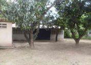 Alquiler galpon turmero paya de 70 m2 y con 573 m2 terreno