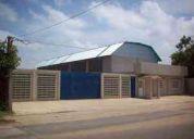 Galpon en venta. ciudad ojeda. cod: 09-2555