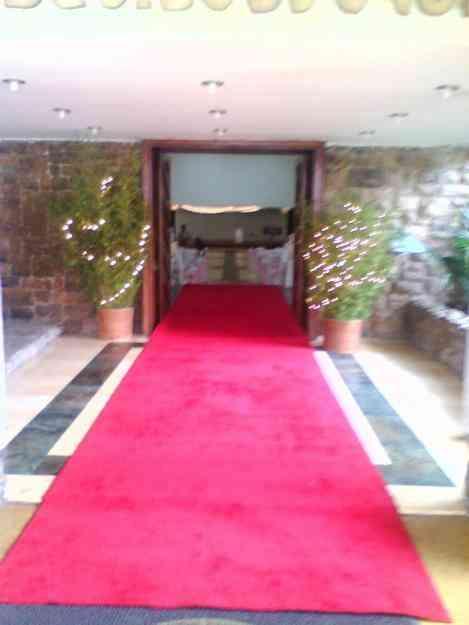 Alfombra roja para evento alquiler de alfombra o - Alquiler alfombras ...
