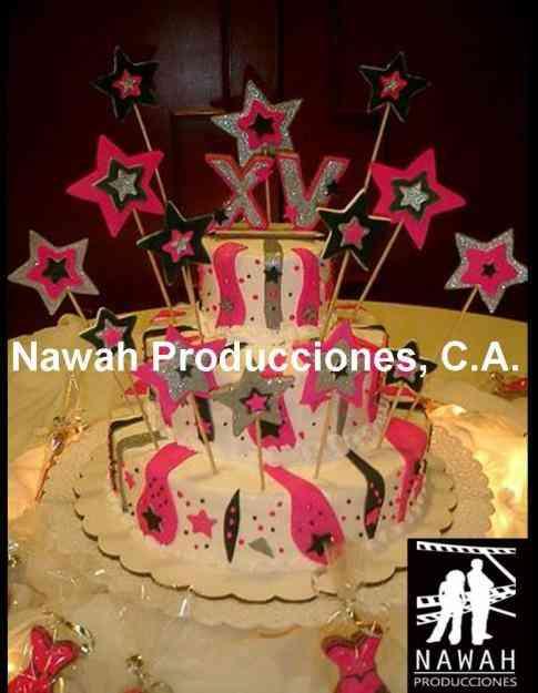 Tortas decoradas para todo tipo de fiestas