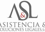 Despacho de abogados - asolex, s.c.