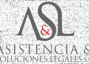 Asistencia & soluciones legales, s.c ( despacho de abogados )