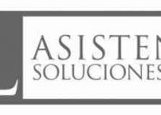 Asistencia & soluciones legales, s.c