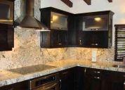 Topes de granito para su cocina