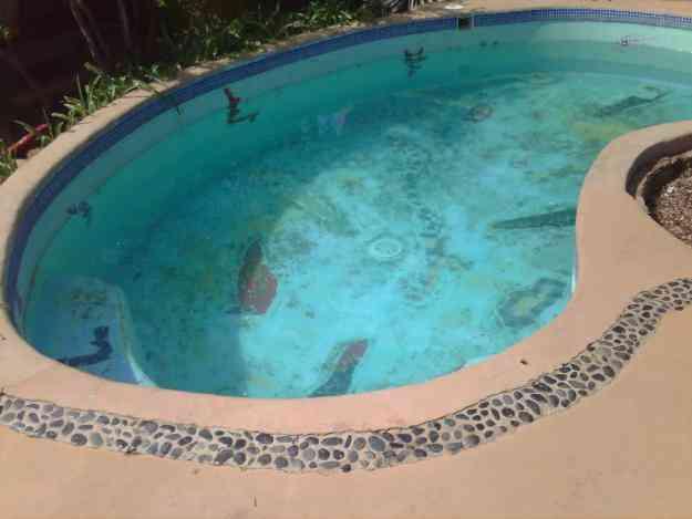 Aplicaci n de pintura para piscina porlamar - Pintura de piscina ...