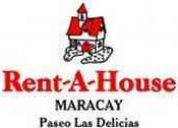 Invierte en una franquicia rentahouse maracay