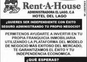 Somos rent-a-house, y queremos que seas parte de nuestro prestigioso equipo de trabajo.