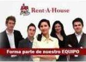 Ofrecemos franquicia inmobiliaria rentahouse maracay