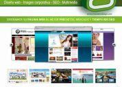 Agencia web, avendano design, diseño web, diseño web margarita, desarrollo web