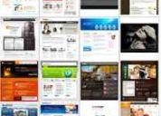 Creacion de sitios web para empresas