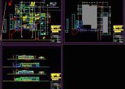 Montaje de plantas procesadoras