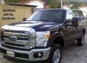 ** nuevas  camionetas  f-250  super  duty   y  ranger  todas  2011  0  km  tlf:04261258962