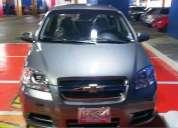 Disponible chevrolet aveo 2012 lt 4 puertas.