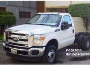 Nuevo ford 350 super duty trompa cromada, unicamente contado, entrega inmediata.