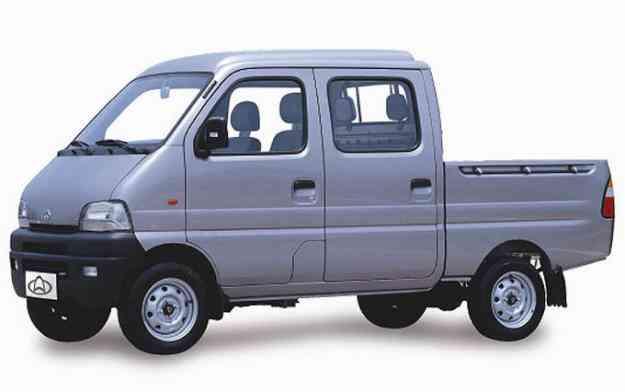 Manual de taller y Diagramas Electricos  para Chana Pick up doble  - Super Van