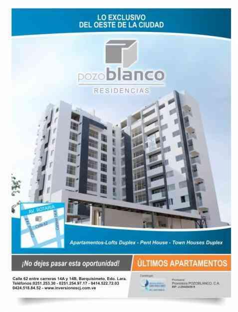 Venta de apartamentos en Barquisimeto
