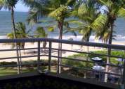 Bs.9000 playamar apto.105mts 2h, 2b, amoblado, 1pe, terraza, piscina, acceso a la playa