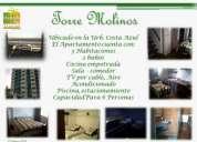 Apartamento vacacional torre molinos