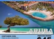 Vacaciones en aruba - apartamentos y casas