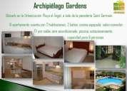 Apartamento vacacional archipiélago gardens